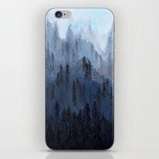Mists No. 3 iPhone & iPod Skin