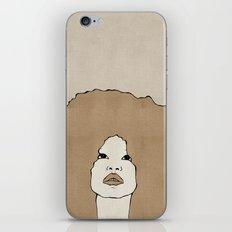 Female Two iPhone & iPod Skin