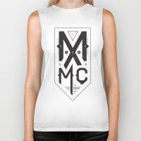 MXMC Biker Tank