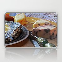 Easter Cheese Plate Laptop & iPad Skin