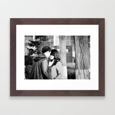 Love is the Harmony; Desire is the Key Framed Art Print