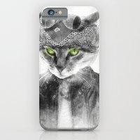 Biker Cat iPhone 6 Slim Case