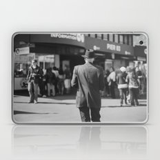 Hat Man Laptop & iPad Skin