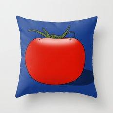 The Big Tomato Throw Pillow