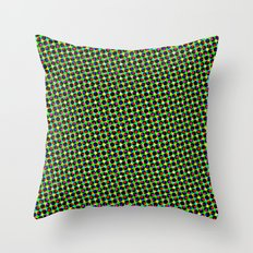 COLORFUL DOT Throw Pillow