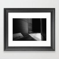 Loneliness.... Framed Art Print