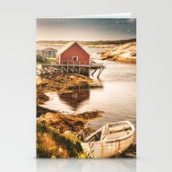 Nova Scotia Landscape Stationery Cards