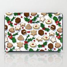 Christmas Treats and Cookies iPad Case