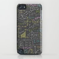 Math Lessons iPod touch Slim Case