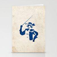 Cyrano de Bergerac - Digital Work Stationery Cards