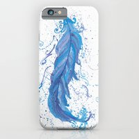 Blue Feather iPhone 6 Slim Case