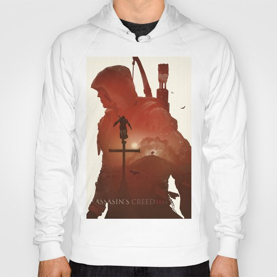 Assasins Creed 3 Hoody