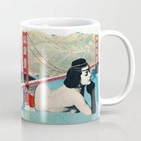 Mermaid Three Mug