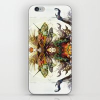 Deity iPhone & iPod Skin