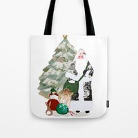It's Beginning To Look A… Tote Bag