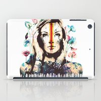 Drips of color iPad Case