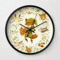 The Legend of Zelda: Mammal's Mask Wall Clock