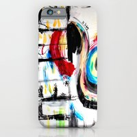 iPhone & iPod Case featuring City Splash by Suzanne Kurilla