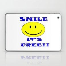Smile It's free Laptop & iPad Skin