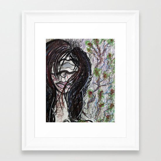 You Will Hinder My Growth No More Love Framed Art Print