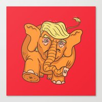 The New GOP Canvas Print