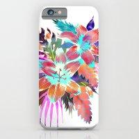 Hana Flower iPhone 6 Slim Case