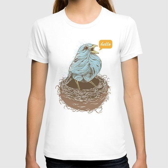 Twisty Bird T-shirt