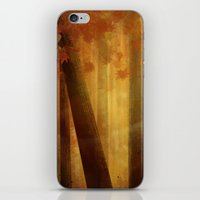 warm trees, summer breeze iPhone & iPod Skin