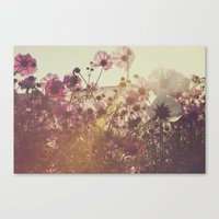 October Blooming 02 Canvas Print
