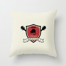 House Haim Throw Pillow