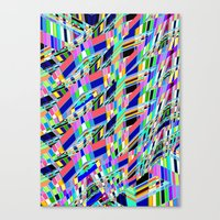 Shard Canvas Print
