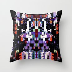 The Bit Throw Pillow