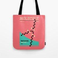 MOLECULE Tote Bag