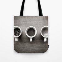 Coffee V. Tote Bag