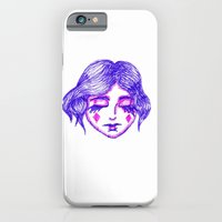 iPhone & iPod Case featuring Fool of Diamonds by Feral Doe