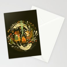 Animal Chants & Forest Whispers Stationery Cards