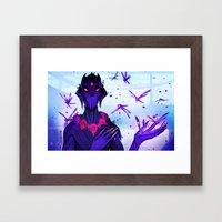 Pedri Framed Art Print