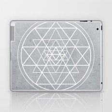 Sacred Geometry - Align At Your Center Laptop & iPad Skin