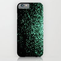 infinity in mint green iPhone 6 Slim Case