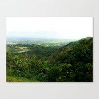 Atalaya @ Puerto Rico Canvas Print
