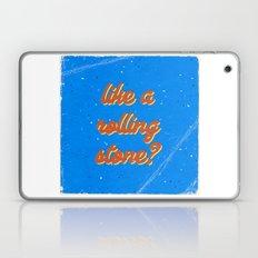 Like a rolling stone #4 Laptop & iPad Skin