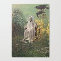 134.  Canvas Print