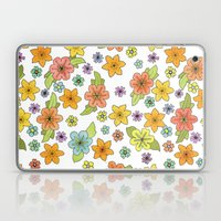 Flowers No. 2 Laptop & iPad Skin