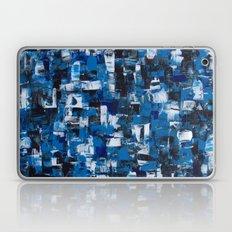 Blue Blade Painting Laptop & iPad Skin