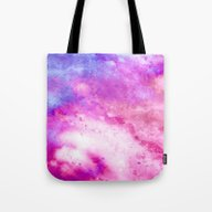 Mixed Feelings Watercolo… Tote Bag