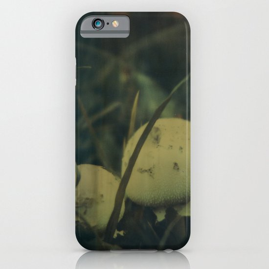 Magic Mushrooms iPhone & iPod Case