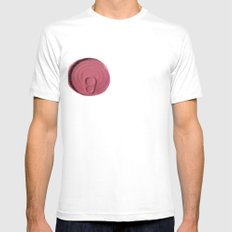 Variation Number 50 (photo) Mens Fitted Tee SMALL White