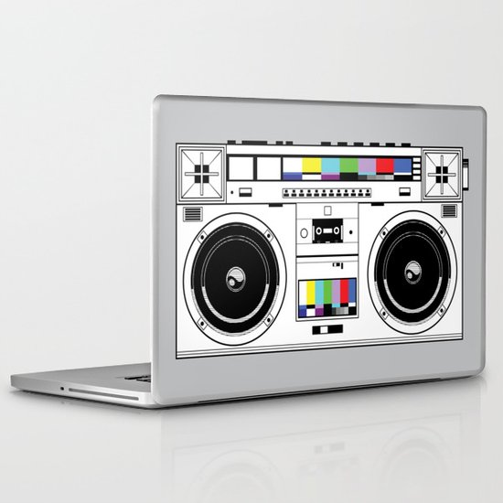 1 kHz #7 Laptop & iPad Skin