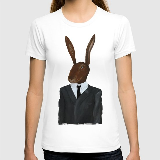 David Lynch | Rabbit T-shirt