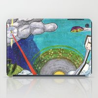 Music on the Horizon by Cap Blackard iPad Case